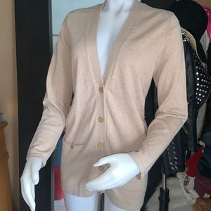 J jill cardigan sweater sz medium nwot